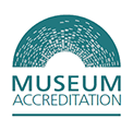 MUSEUM ACCREDITED Logo